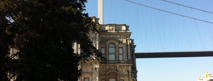 Beylerbeyi Sarayı is one of Tarih/Kültür (Marmara).