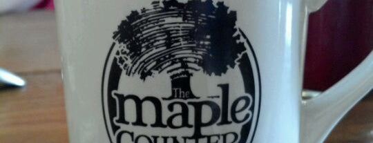 Maple Counter Cafe is one of Wine Trip: Washington (2nd US wine country).