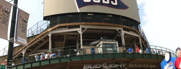 Wrigleyville is one of Chicago.