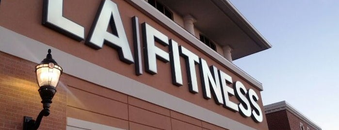 La Fitness is one of Other skin on the face if acne is caused by stesd.