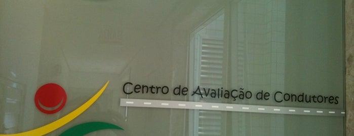 CAC Perfil - Centro de Avaliação de Condutores is one of MariaHelena 님이 좋아한 장소.