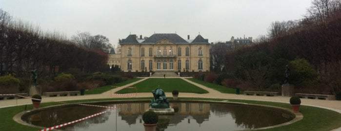 Musée Rodin is one of  Paris Sightseeing .