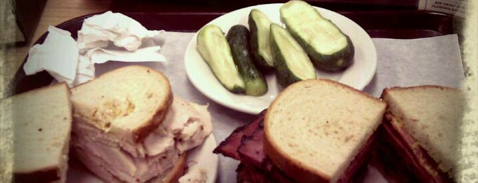 Katz's Delicatessen is one of Must-visit Restaurants in New York.