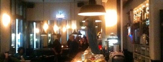 Babo Café is one of Misset Horeca Café Top 100 2013.