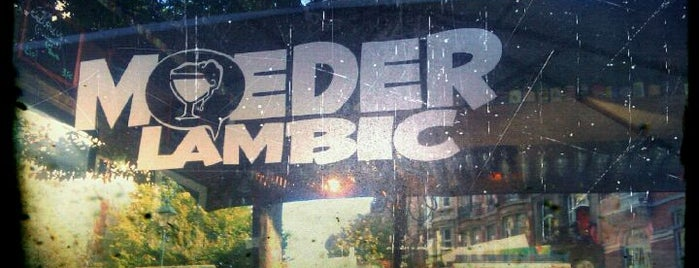 Moeder Lambic is one of Welcome to Beergium !.