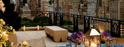 15 Central Park West is one of Top 100 Condo Buildings.