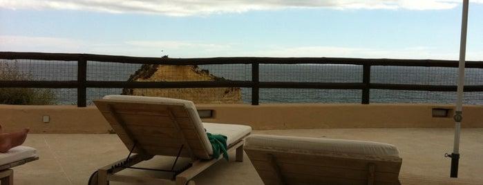 Vilalara Thalassa Resort is one of Solyさんの保存済みスポット.