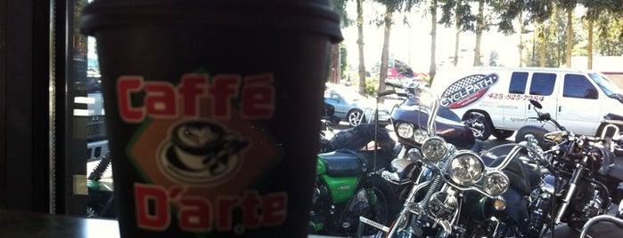 Kitanda Brazilian Espresso is one of Rata's Seattle Coffee Trip - A Coffee Crawl!.