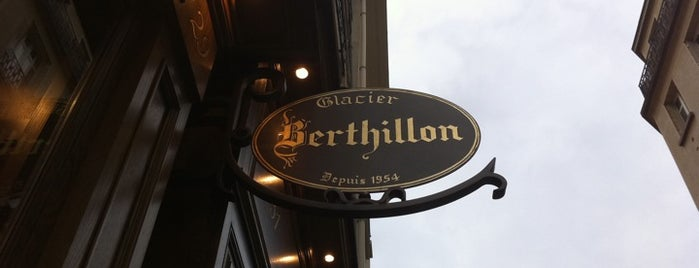 Berthillon is one of Where should Alice & I go in Paris?.