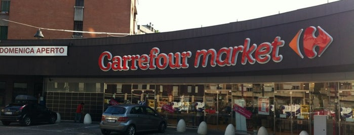 Carrefour Market is one of Káren 님이 좋아한 장소.