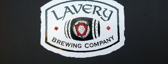 Lavery Brewing Company is one of Cupcakes and Beer.