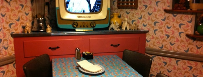 50's Prime Time Cafe is one of Favorite Eateries at Walt Disney World.