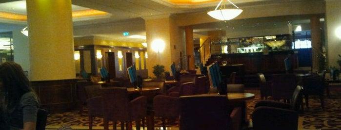 Vienna Lounge is one of Tempat yang Disukai Wolfgang.
