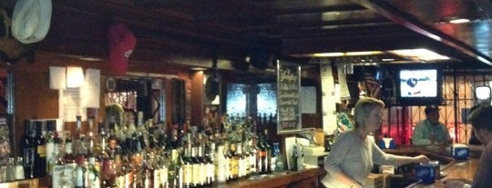 The White Horse Tavern is one of USA NYC MAN FiDi.