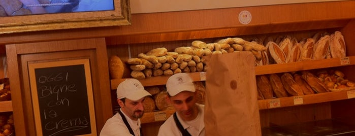 Forno Campo de' Fiori is one of SmartTrip в Рим с детьми.