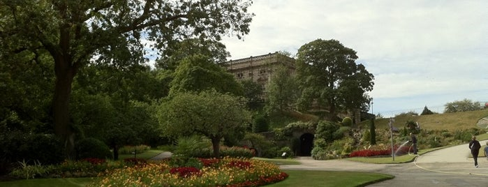 Nottingham Castle is one of Best of World Edition part 1.