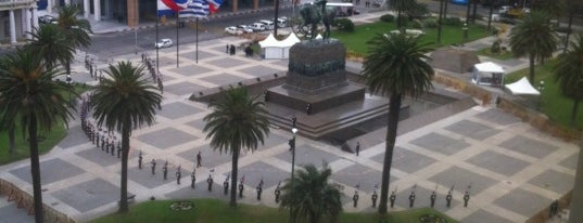 Plaza Independencia is one of Ya fui....