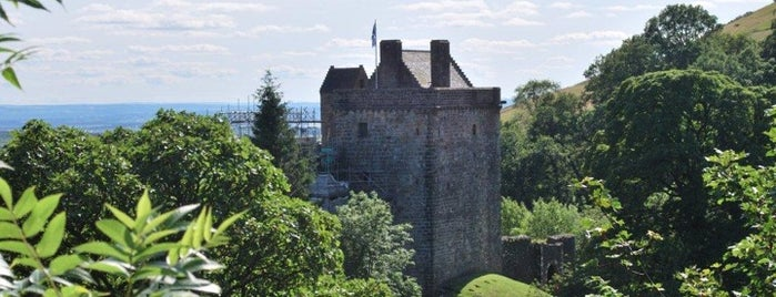 Castle Campbell is one of Part 1 - Attractions in Great Britain.