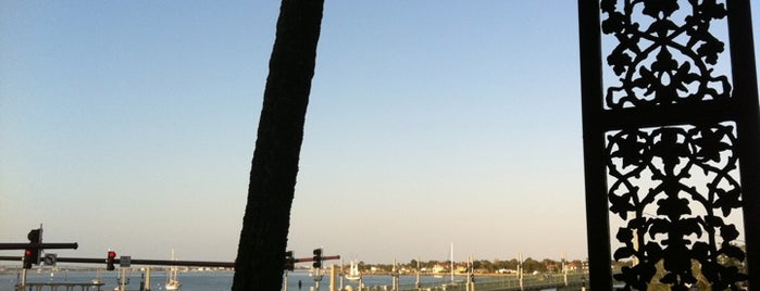 A1A Ale Works Restaurant & Taproom is one of My St. Augustine Favorites.