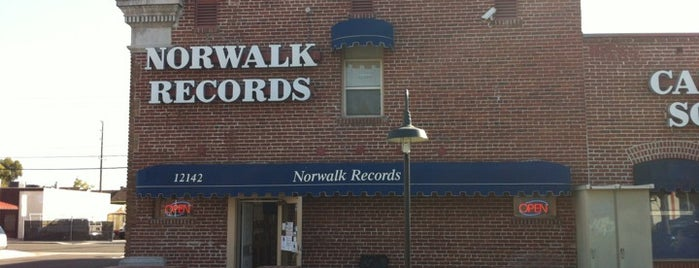 Norwalk Records is one of LA To-Do.