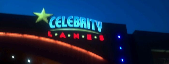 Celebrity Lanes Bowling is one of Denver Activities.