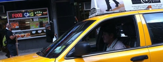 NYC Taxi Cab is one of commute.