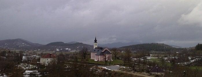 Perušić is one of Orte, die Mia gefallen.