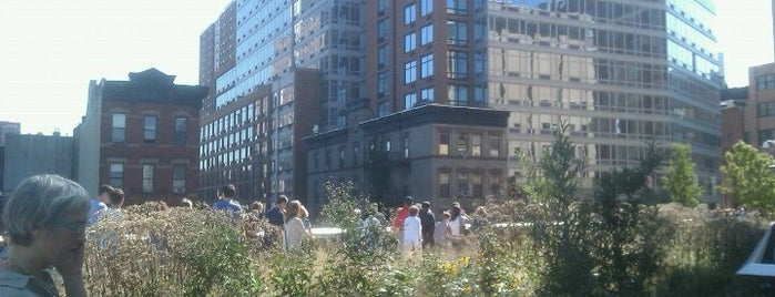 High Line is one of Visit to NY.