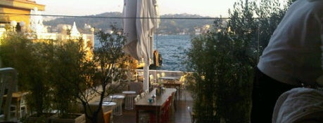 The House Café is one of Istanbul.