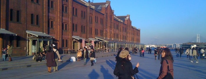 Yokohama Red Brick Warehouse No.1 is one of Japan List.