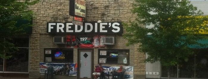 Freddie's Bar & Lounge is one of Louisville.