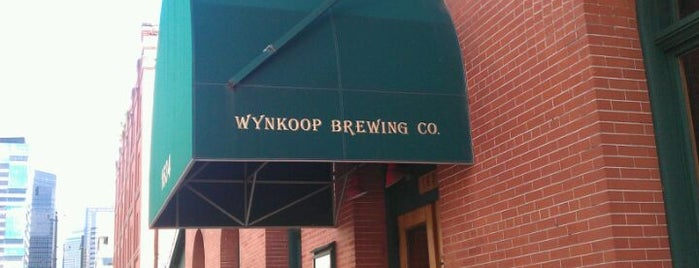 Wynkoop Brewing Co. is one of Colorado Beer Tour.