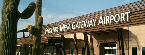 Phoenix-Mesa Gateway Airport (AZA) is one of Hopster's Airports 1.