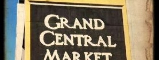 Grand Central Market is one of LA todos.