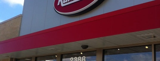 Kum & Go is one of Increase your Fayetteville City iQ.