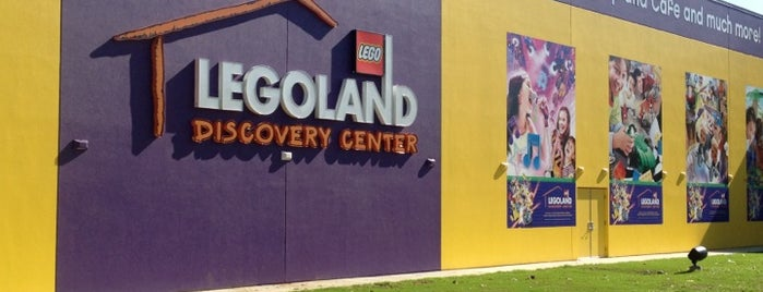 LEGOLAND Discovery Center Dallas/Ft Worth is one of Fun Things To Do.