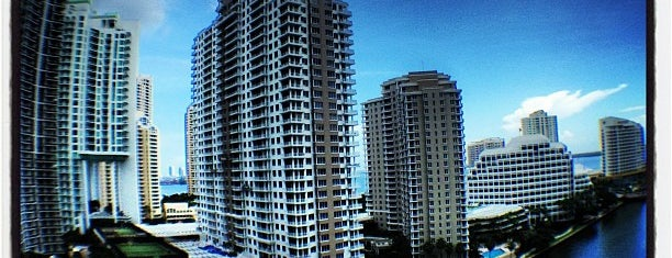W Miami is one of MIAMI FL.