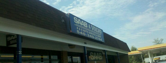 S&S Auto Ltd. is one of Chris' Trusted Automotive Shops.