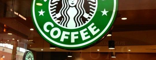 Starbucks is one of Tempat yang Disukai Francisco.