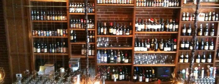 Bridge Tap House & Wine Bar is one of Draft Magazine Best Beer Bars.