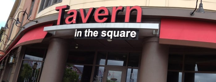 Tavern in the Square is one of Bar Brewery Pub.