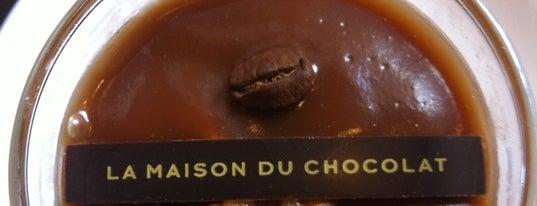 La Maison du Chocolat is one of London Munchies.