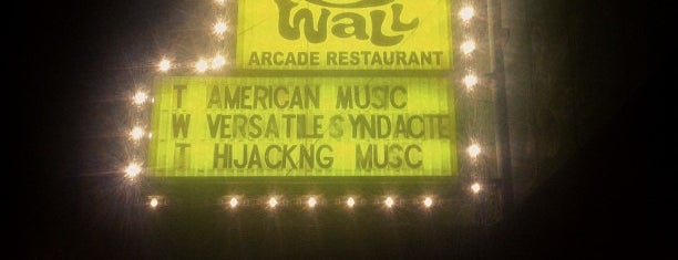 Hole In The Wall is one of ATX.