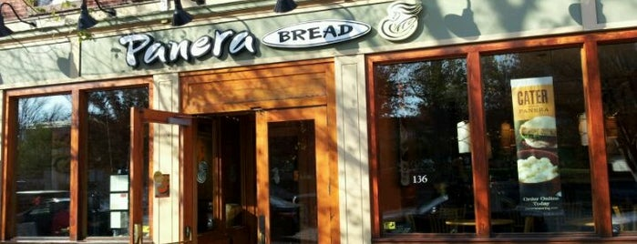 Panera Bread is one of Favorite Restaurants In New Jersey.
