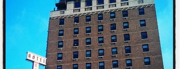 Hotel Lincoln is one of 100 Best Places in Chicago: TOC Staff Picks.
