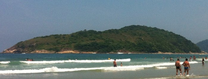 Praia de Pernambuco is one of Carlos's Saved Places.