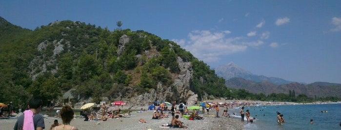 Olympos is one of Antalya piknik.