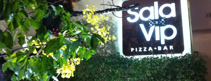 Sala Vip Pizzaria is one of As melhores Pizzas!.