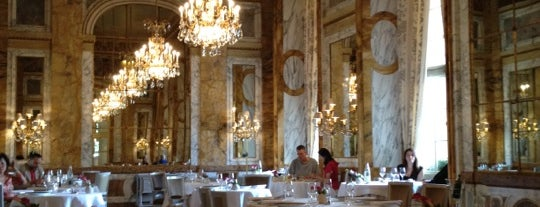 Les Ambassadeurs is one of Most Romantic Restaurants.