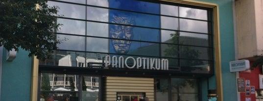 Panoptikum is one of StorefrontSticker #4sqCities: Hamburg.